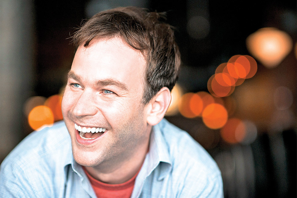 Mike Birbiglia talks Trainwreck and Orange Is The New Black