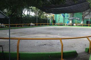 Pista de patinaje Rehilete (Foto: Andrés Torres)