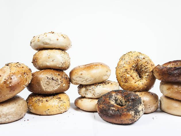 Três sítios para comer bagels no Porto
