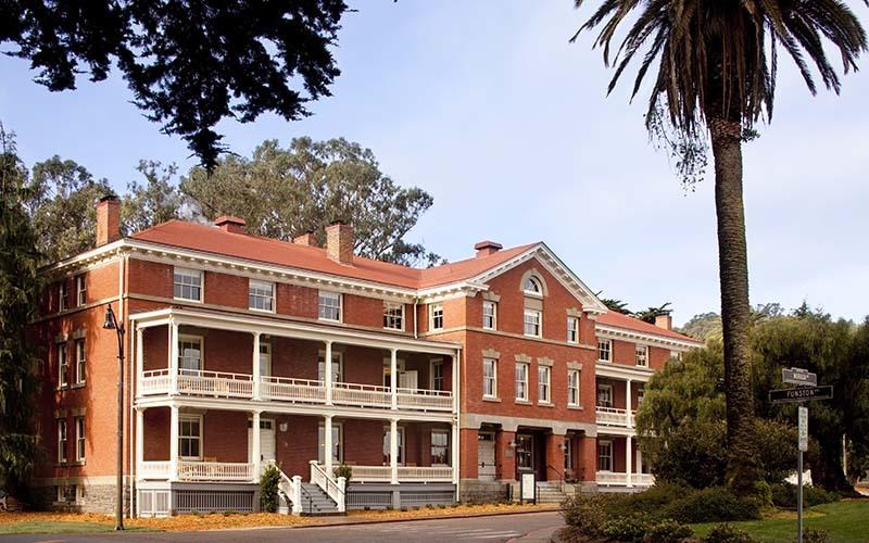 Inn at the Presidio