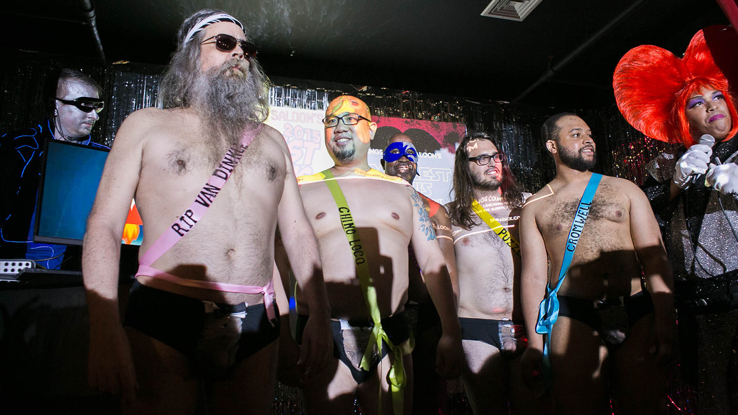 NSFW photos from the Smallest Penis in Brooklyn Pageant