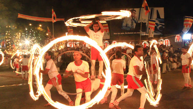 Holy Festivals in Sri Lanka Festivals in Sri Lanka Guide