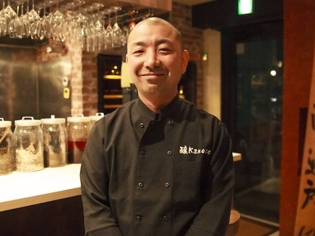 Nobuaki Fushiki | Time Out Tokyo