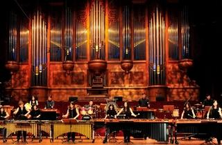 Ju Percussion Group Asia Concert Tour