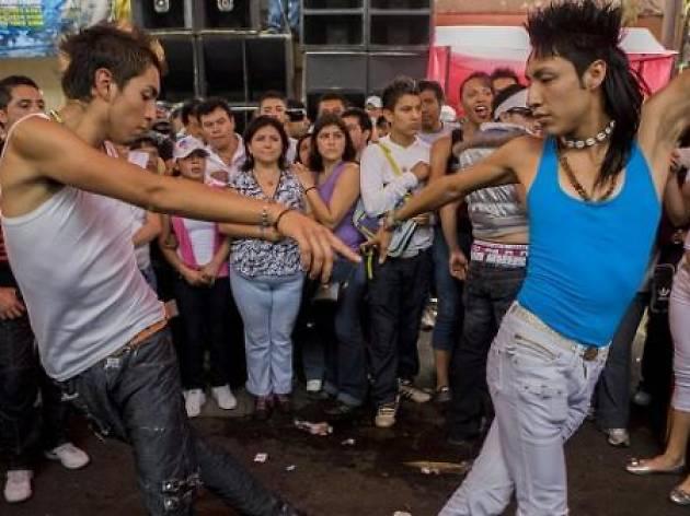 ¡Bailen! Encuentro de sistemas de sonido latinoamericanos
