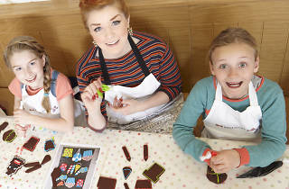 Biscuiteers, workshop