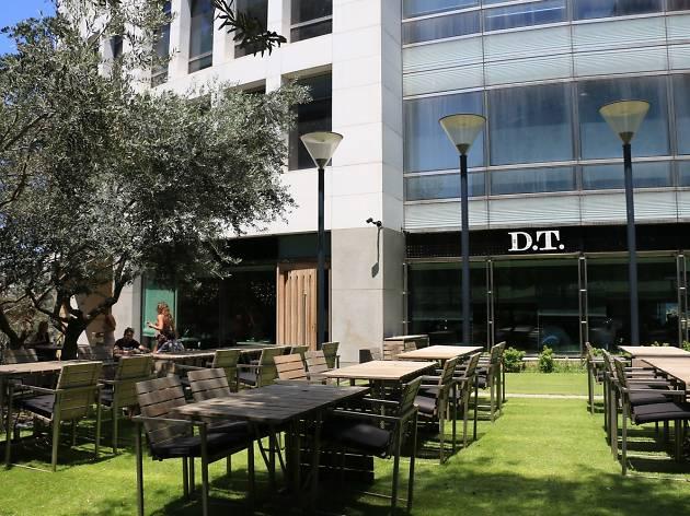 D.T., Restaurants, Beirut