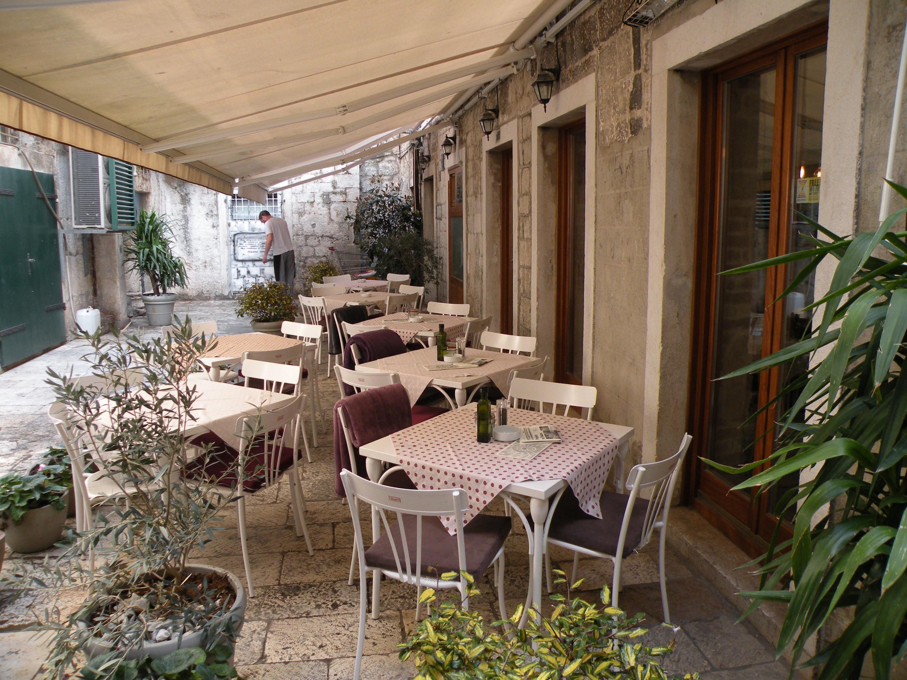 Savour Split's new gastronomy