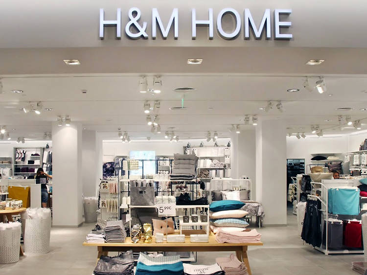 H&M 홈