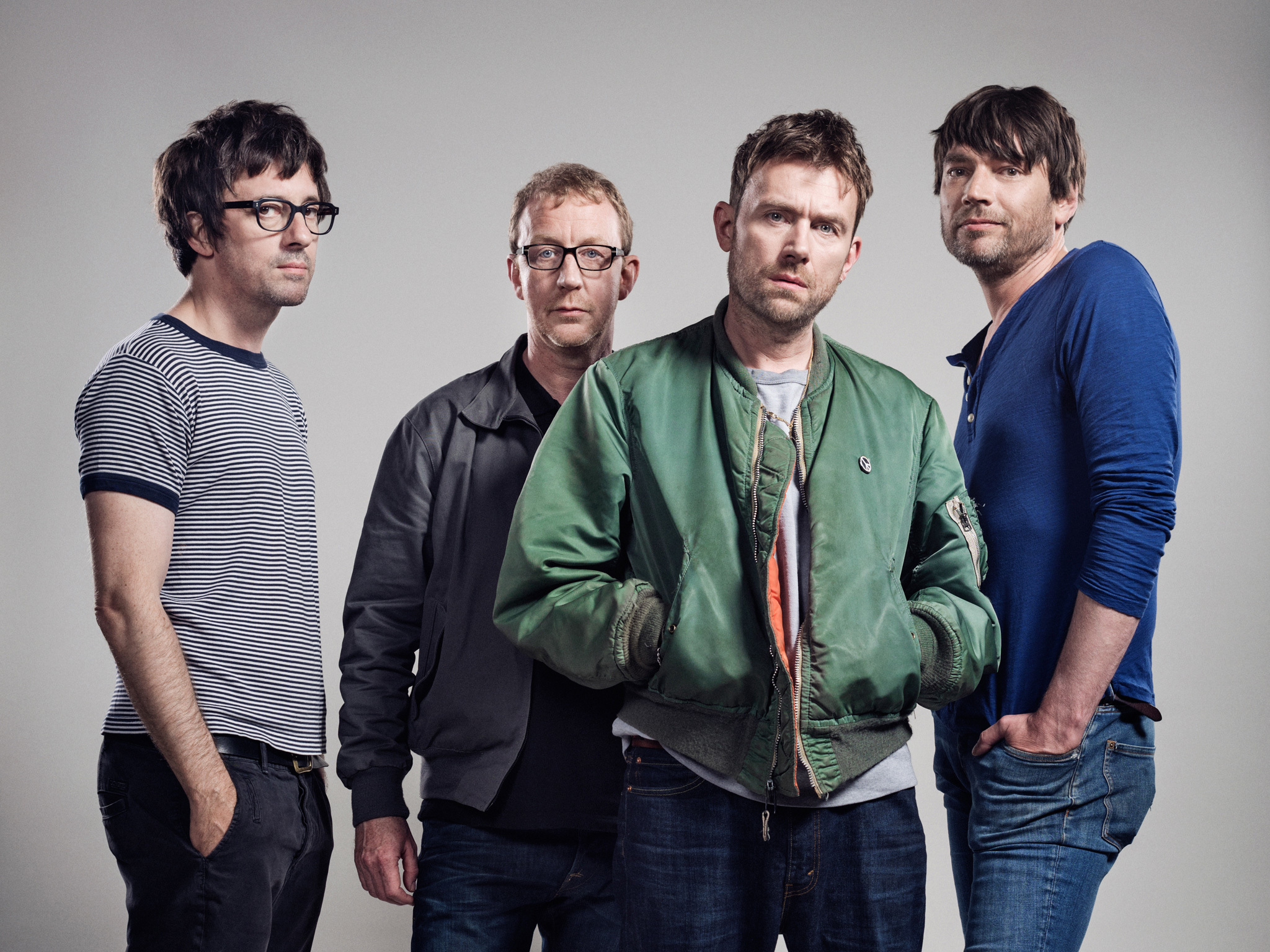 Blur on healing rifts, teenage fans and 'The Magic Whip'