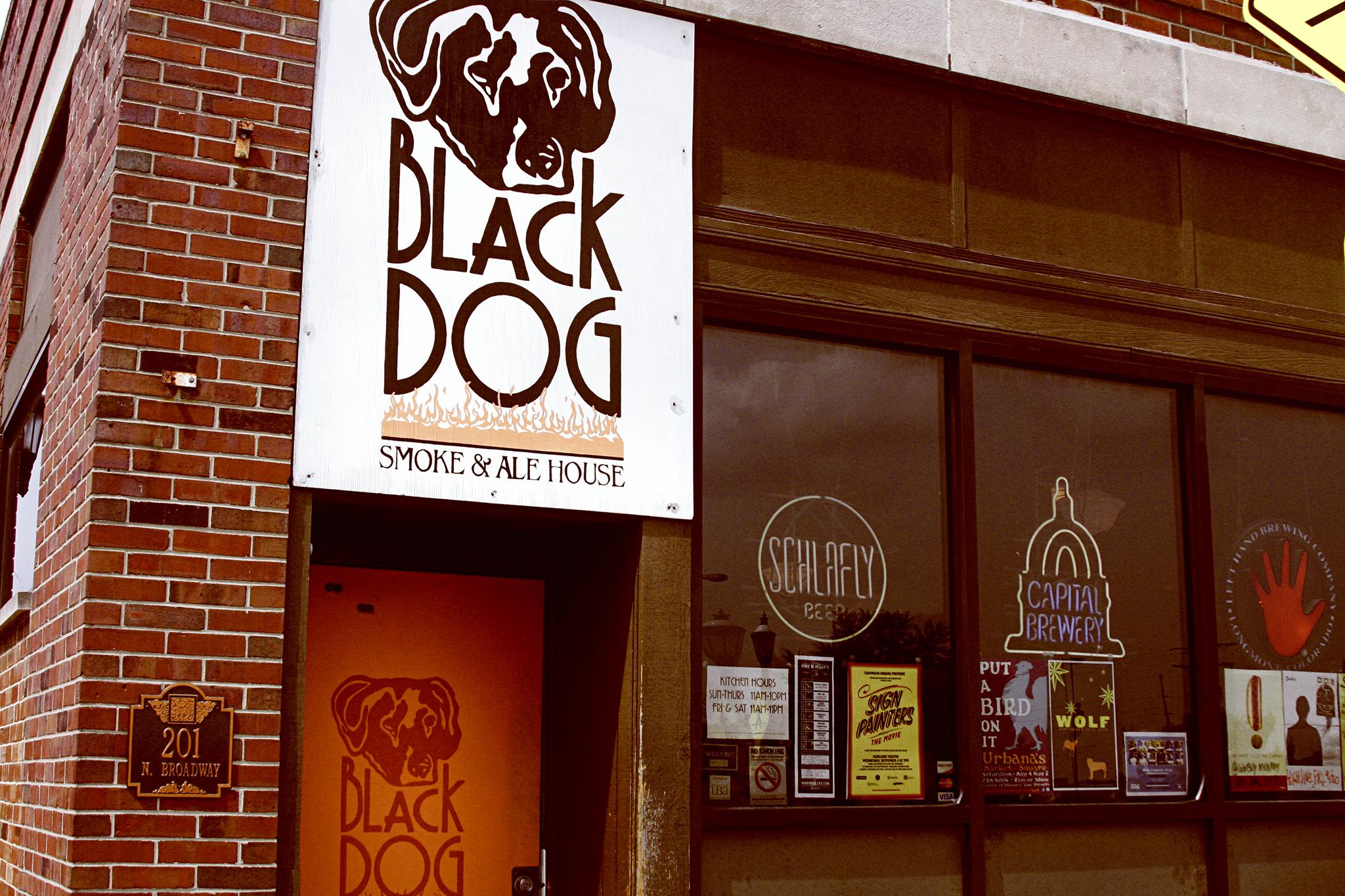 Black Dog Barbeque Urbana Il