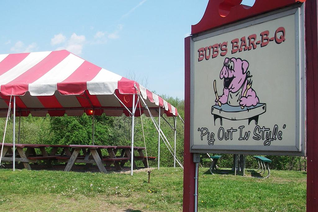 Bub's BBQ; Sunderland, MA