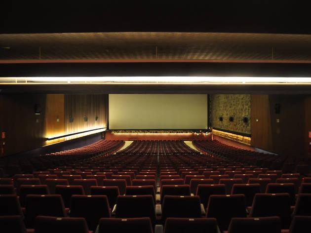 aribau multicines cinemas in eixample barcelona