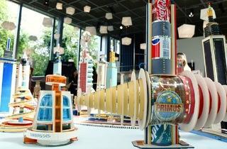(Vue de l'exposition 'Mémoires vives', 2014 / Photo : © TB / Time Out)