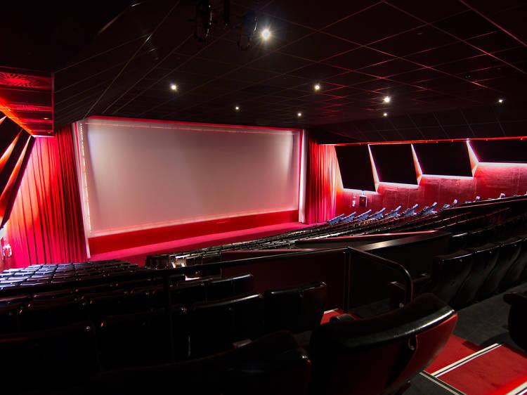 Sessions de cinema en família