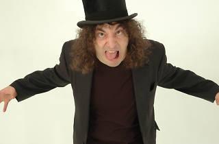 Jerry Sadowitz presents Magic Challenge