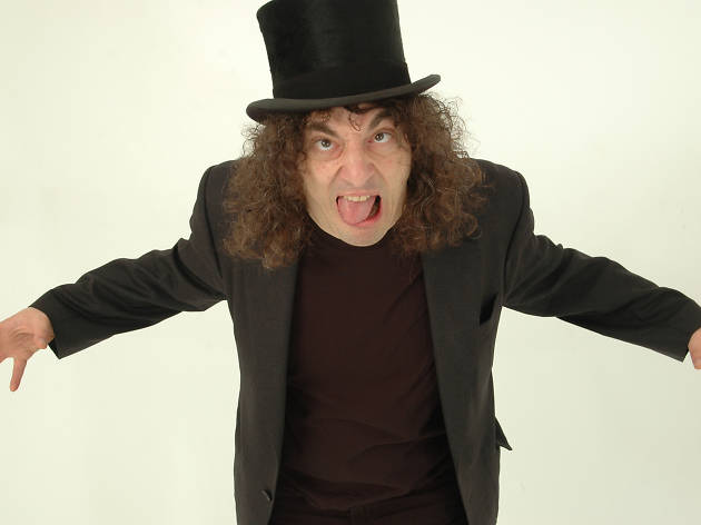 Jerry Sadowitz presents Magic Challenge