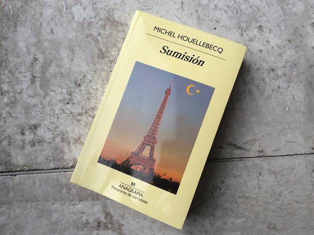Sumisión, de Michel Houellebecq
