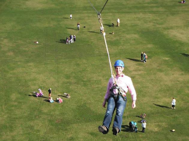 Zipwire Challenge