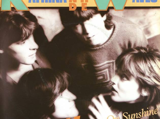 """""""Walking on Sunshine"""" by Katrina and the Waves (1985)"""