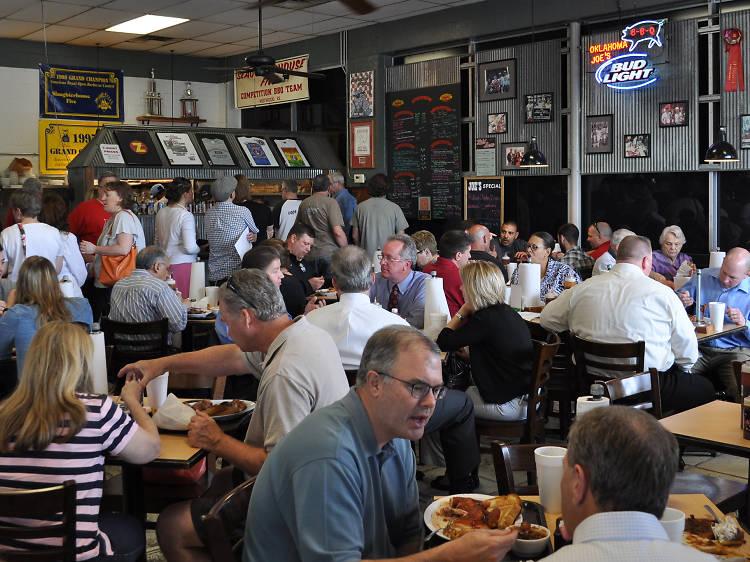Joe's Kansas City Bar-B-Que in Kansas City, KS