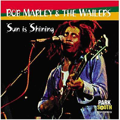 Bob Marley Sun in shining