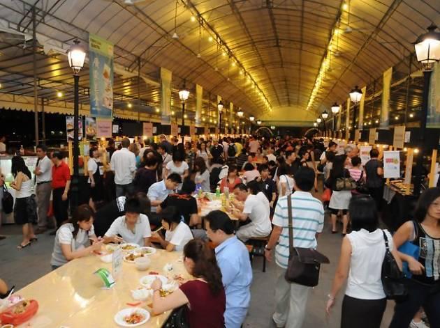 Ellenborough Market - My Singapore Favourite Food Village