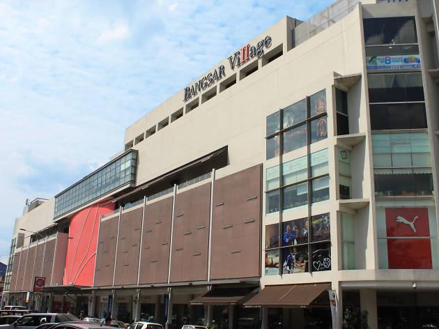 Bangsar Village Ii Shopping In Bangsar Kuala Lumpur