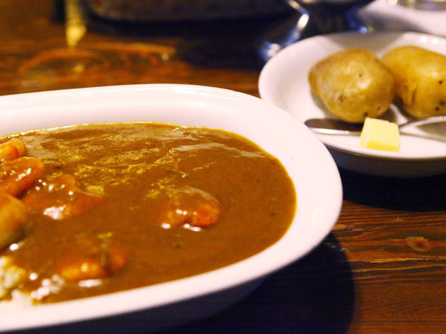 Curry at Persona | Time Out Tokyo