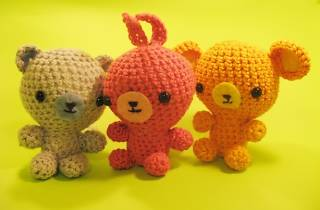 Amigurumi Workshop