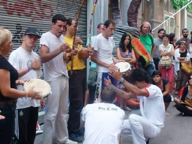 """""""Salvem Can Seixanta"""". Associació de Capoeira Palmares"""