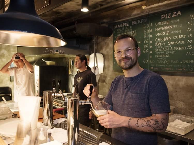 서울 맥주 로드: 우리가 사랑한 맥주