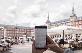 App para descubrir Madrid