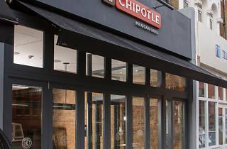 Chipotle, London Wall