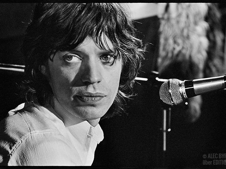 The Rolling Stones live in London, 1971