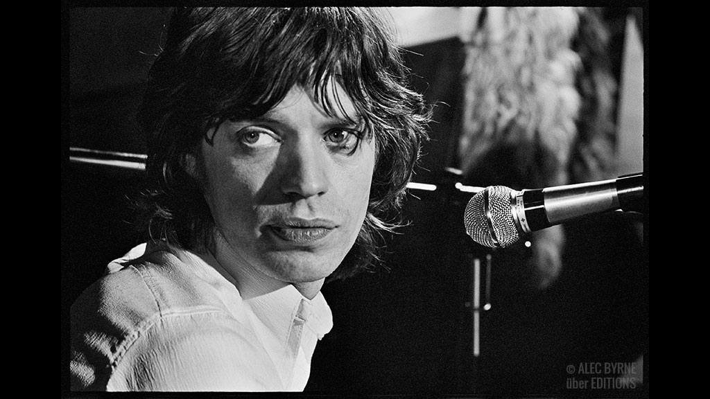 Mick Jagger, The Rolling Stones, 1971
