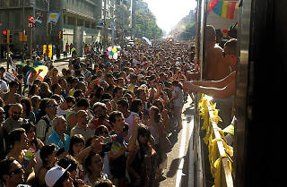 Gay Pride 2015: El desfile