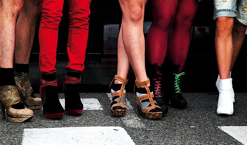 Gay Pride 2015: The drag race