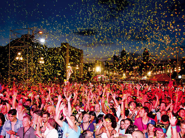 Gay Pride 2015: The closing party