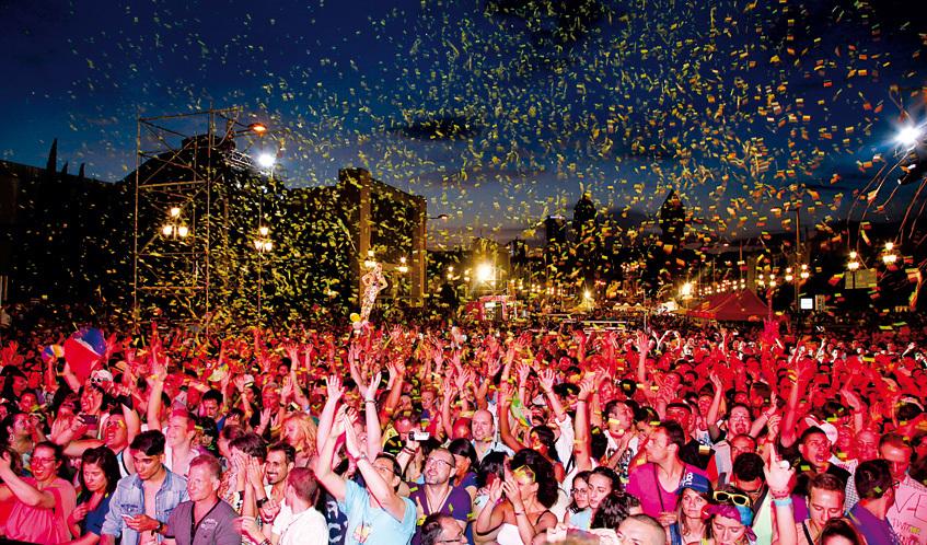 Gay Pride Closing Party