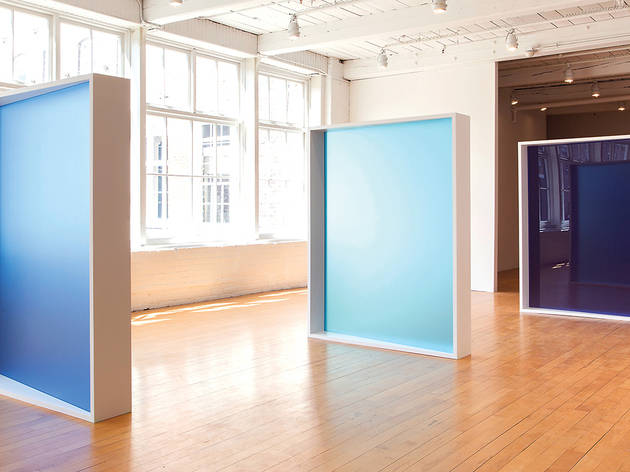 Liz Deschenes, Gallery 4.1.1, 2015  (Color Corrected) 2/2