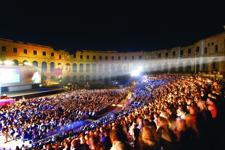 Pula Film Festival, Film, Festivals, Pula, Croatia