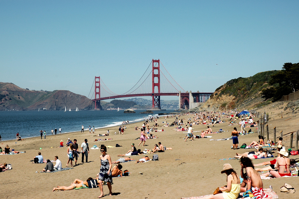 17 things we love about Summer in San Francisco