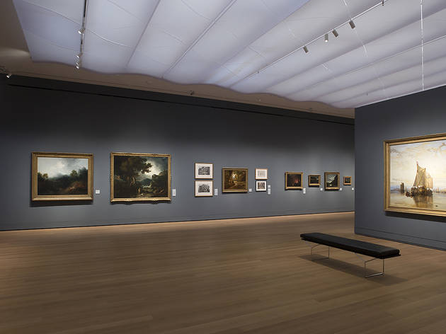 The Critique of Reason: Romantic Art, 1760-1860, 3835