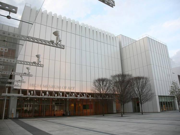 High Museum of Art; Atlanta, GA