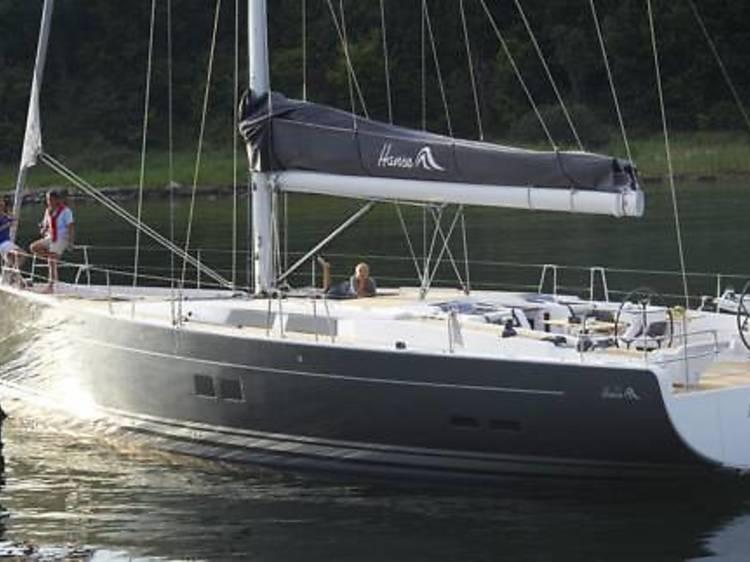 Boat in Trogir (17 metres)