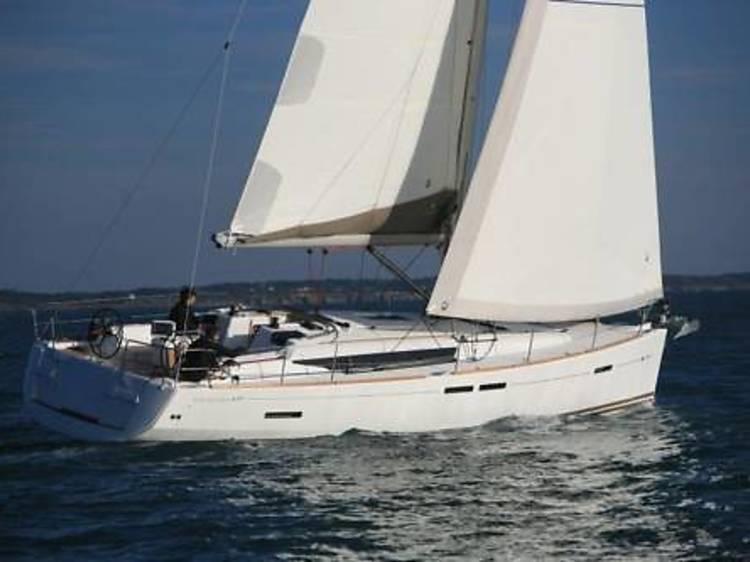 Boat in Trogir (13 metres)