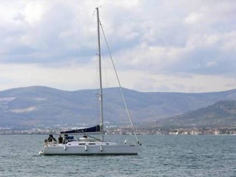 Boat in Trogir (11 metres)