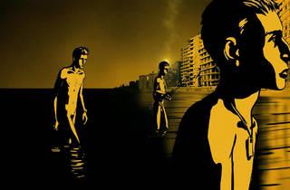 Vals con Bashir (Foto: Cortesía Konotecnia Cineclub.)