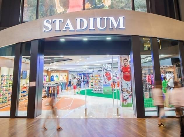 Stadium Shopping In Mid Valley City Kuala Lumpur